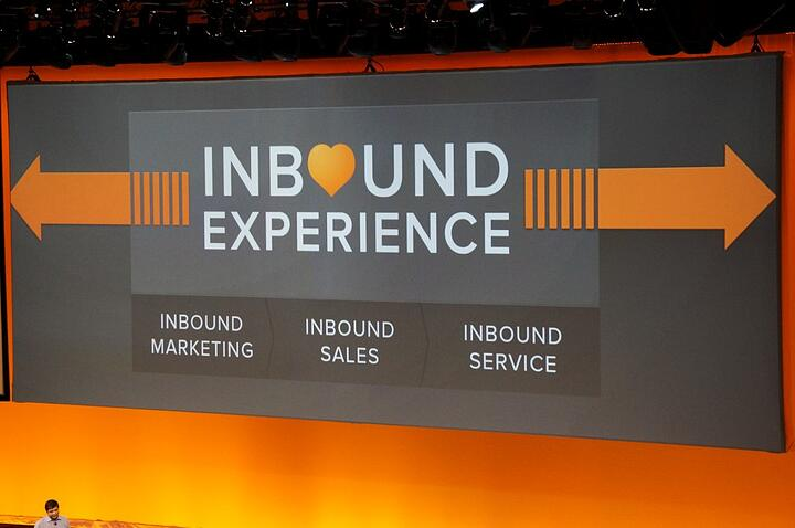 HubSpotの新機能 Inbound Experience