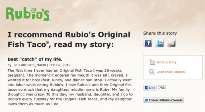 Rubio's Advocate