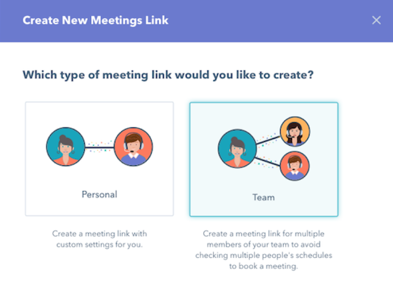 hubspot meeting tool
