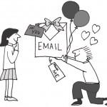 インバウンドマーケティングにおける効果的なEメールの使い方とは