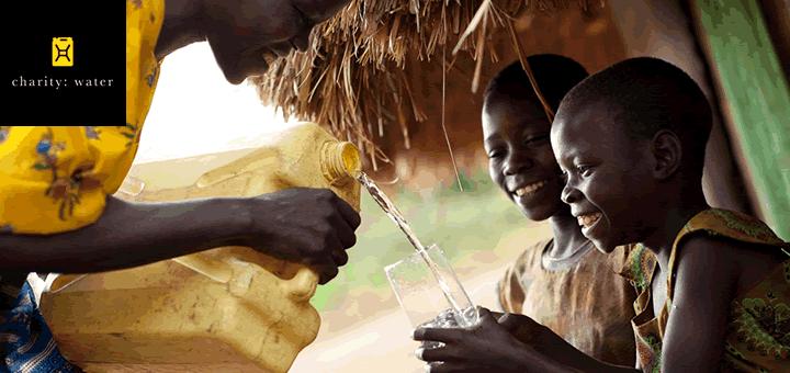 charity:waterの動画コンテンツの力